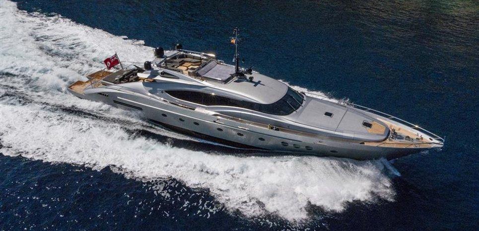 Eight Charter Yacht