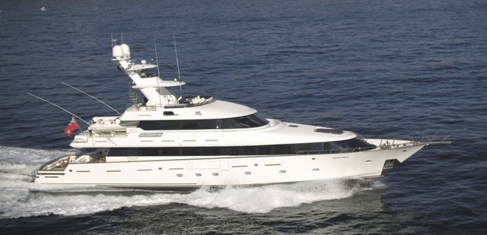 Mea Culpa Charter Yacht