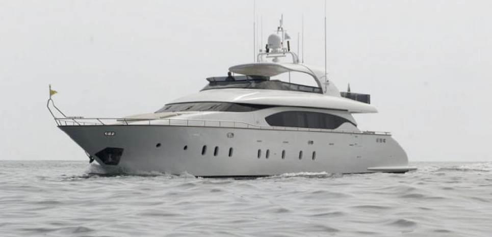 My Life III Charter Yacht