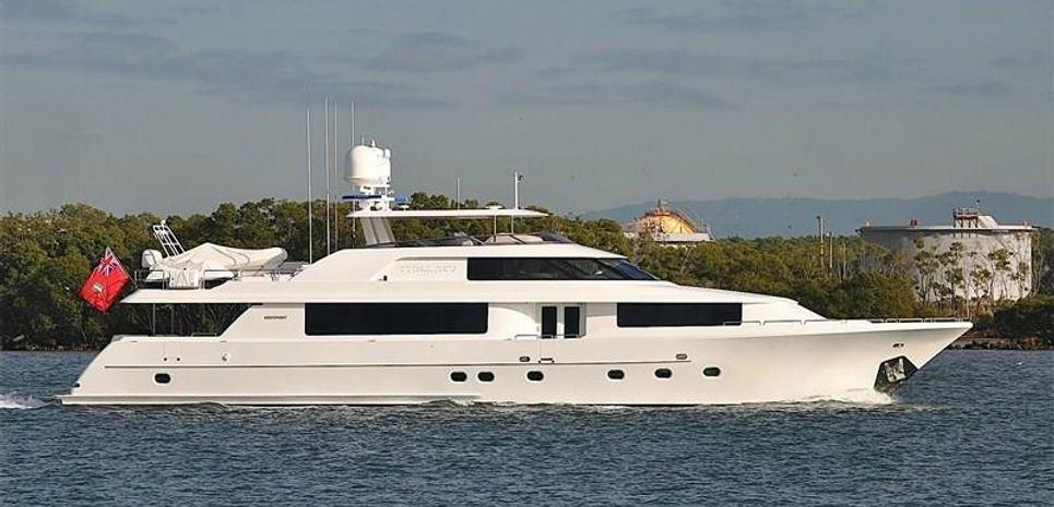 Ubiquitous Charter Yacht