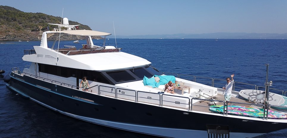 Spice of Life Charter Yacht