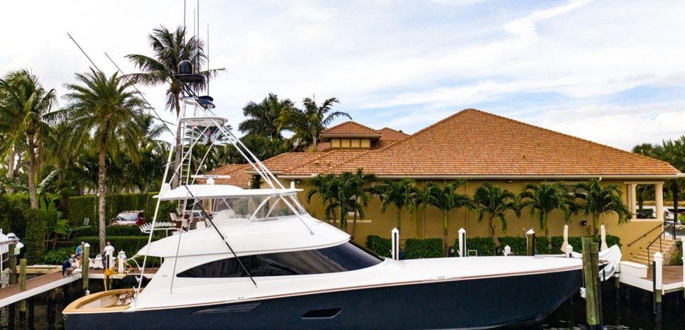 Miss Victoria Charter Yacht