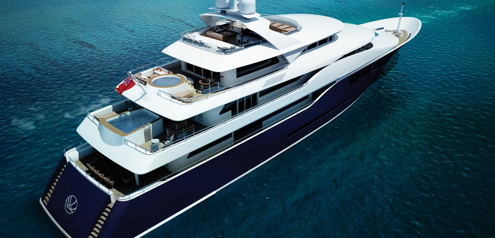 Custom 60 Charter Yacht
