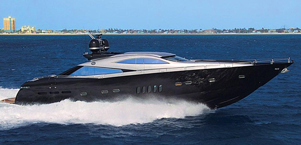 Murcielago Charter Yacht
