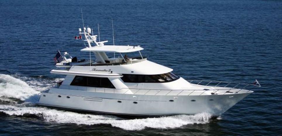 Serenity Charter Yacht