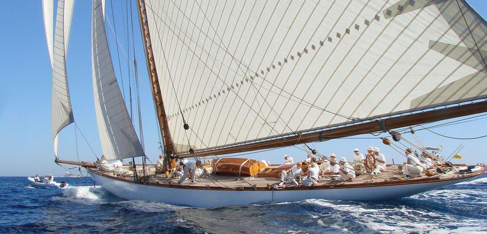 Mariquita Charter Yacht