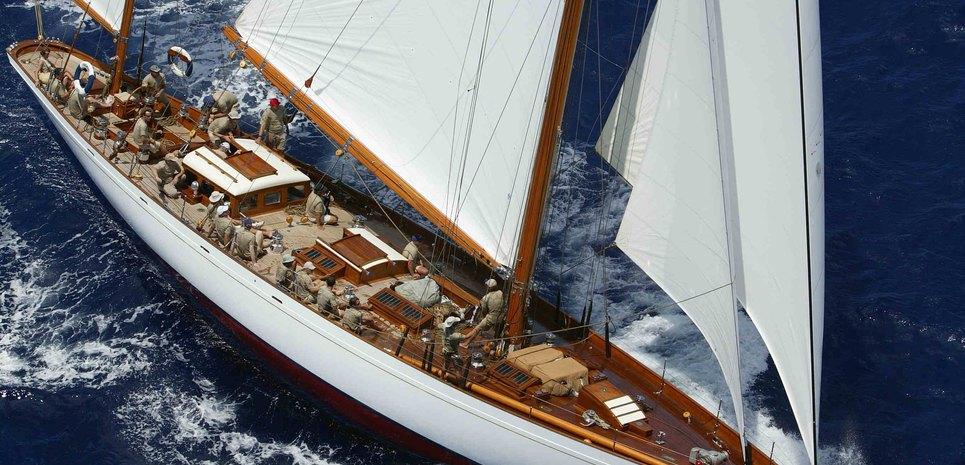Nordwind Charter Yacht