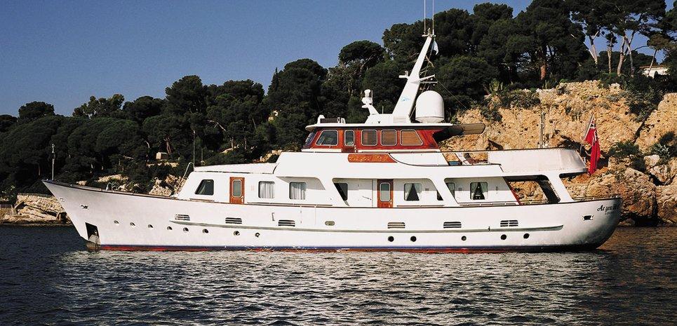 As You Like It Charter Yacht