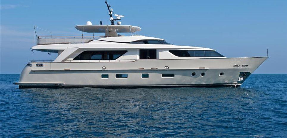Wind Charter Yacht