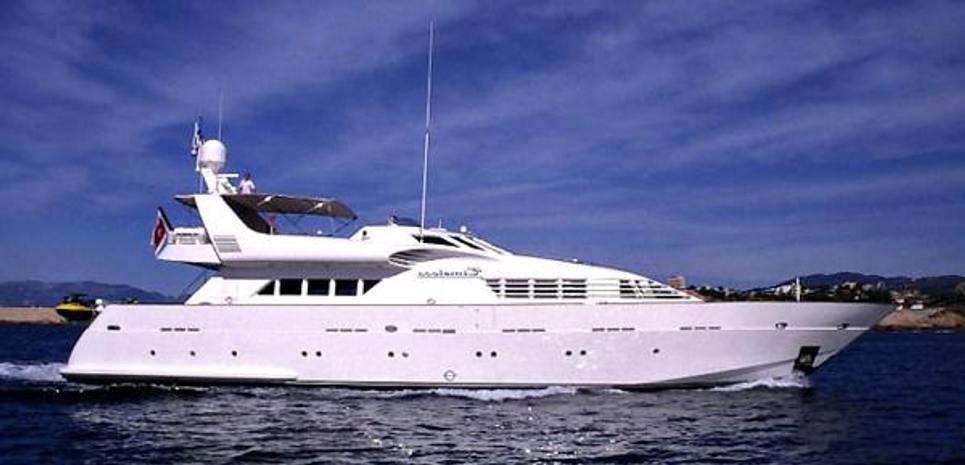 AN Charter Yacht