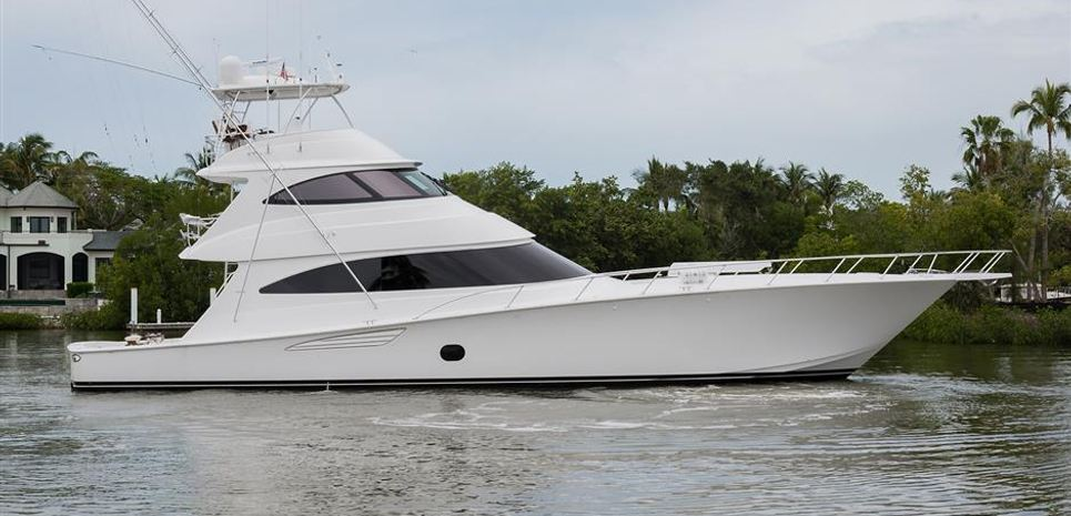 Party of Five Charter Yacht