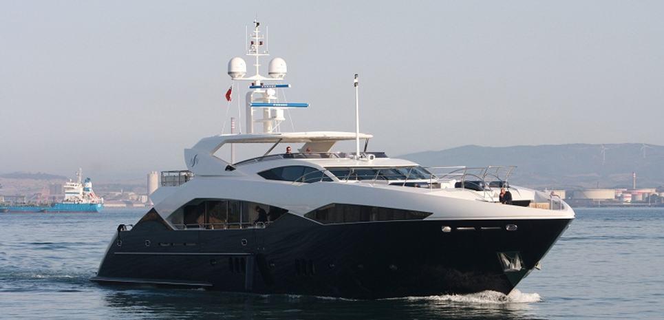Manhattan Express II Charter Yacht