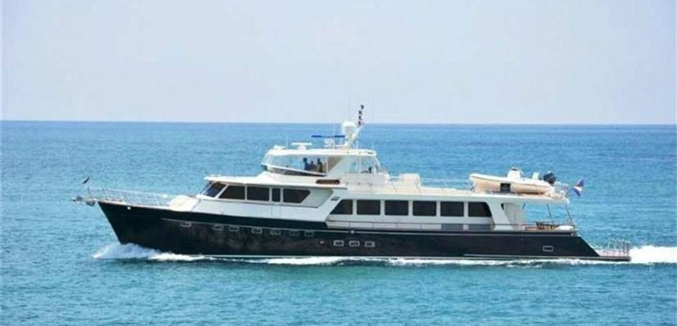Due Process Charter Yacht
