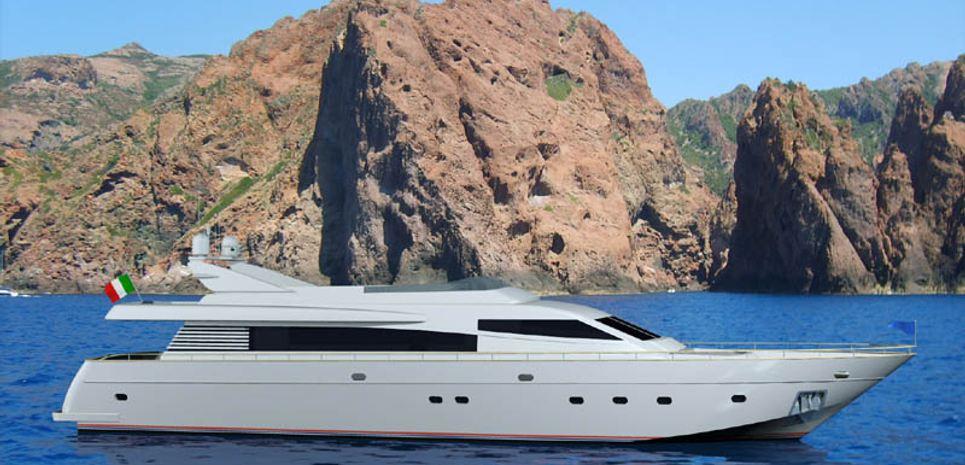 Gioia I Charter Yacht