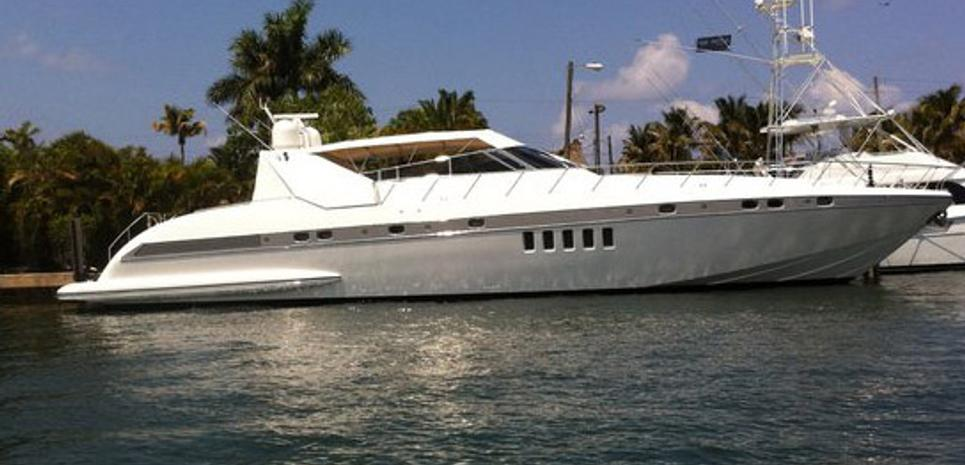 Orchid Charter Yacht