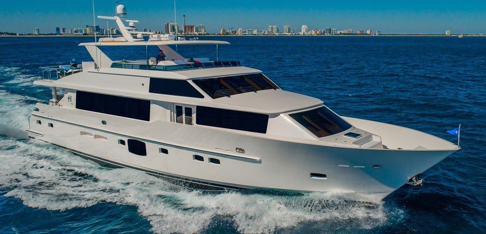 Irresistible Charter Yacht