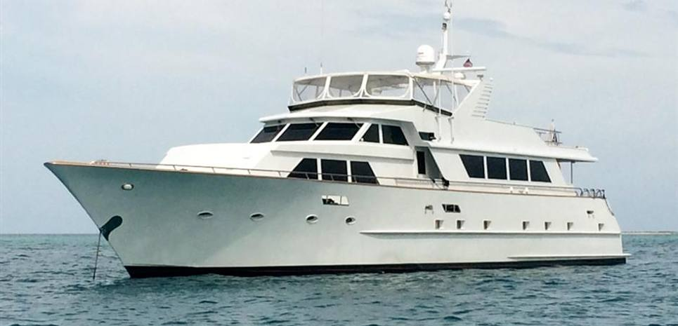 Golden Lady Charter Yacht