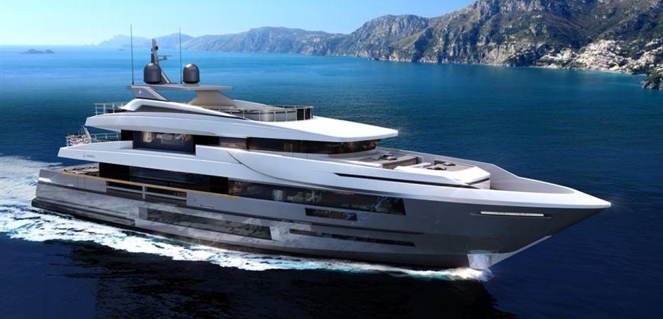 Admiral Vetta 40 Charter Yacht
