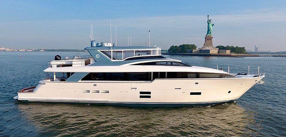 Optimus Charter Yacht