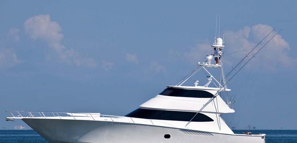 Reel Screamer Charter Yacht