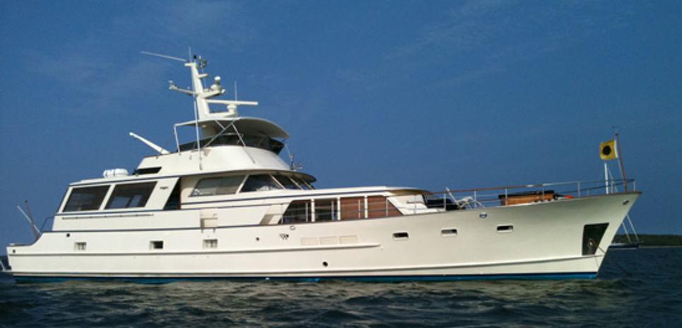 Manta Charter Yacht