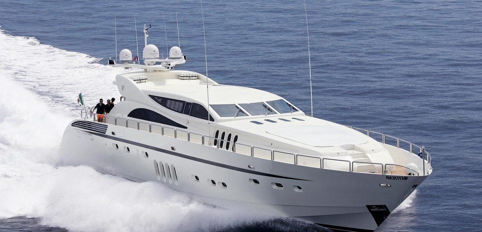 Leopard Charter Yacht