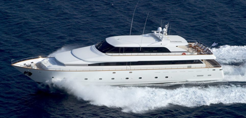 Let It Be Charter Yacht