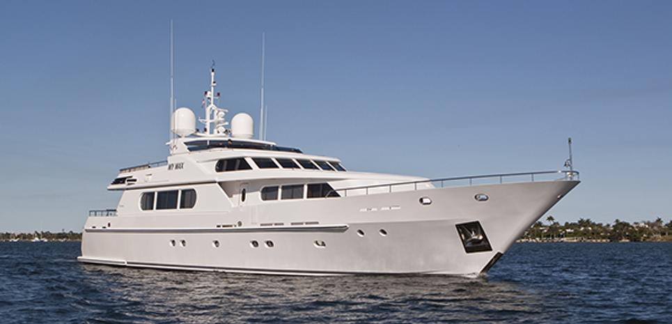 Milos at Sea Charter Yacht