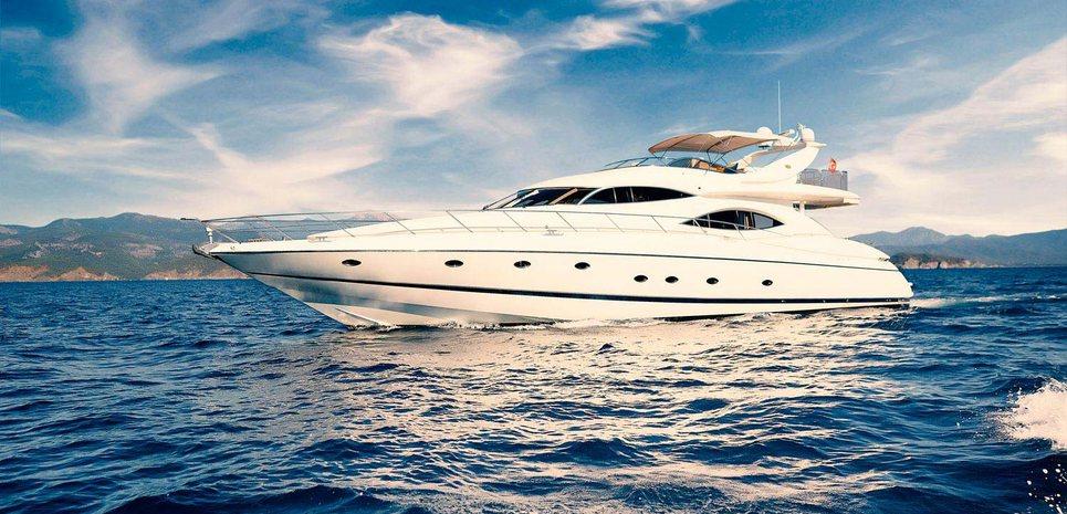 Felicity Charter Yacht