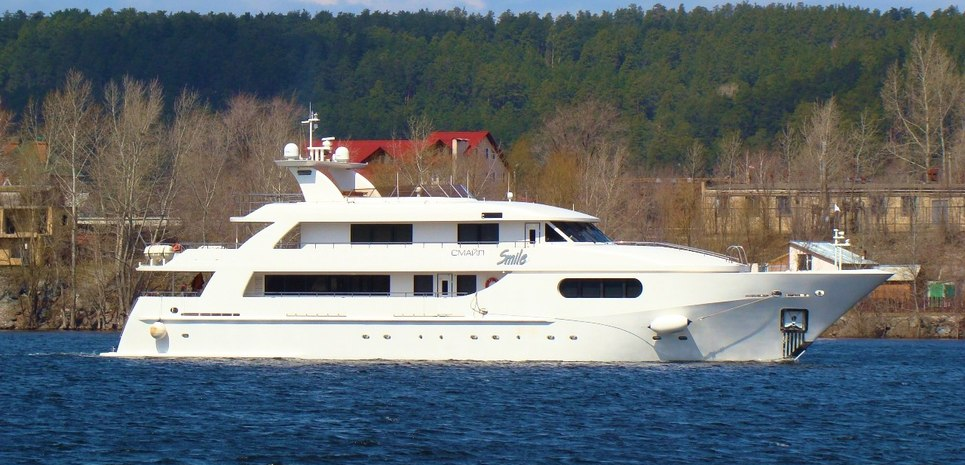 Smile Charter Yacht