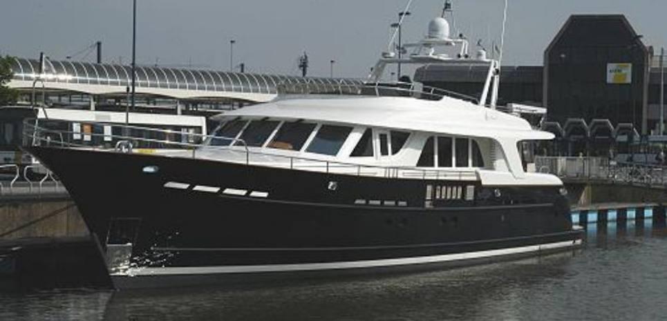 Seabreeze II Charter Yacht
