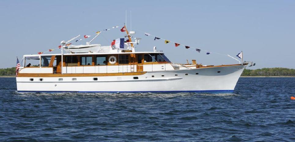 America Charter Yacht