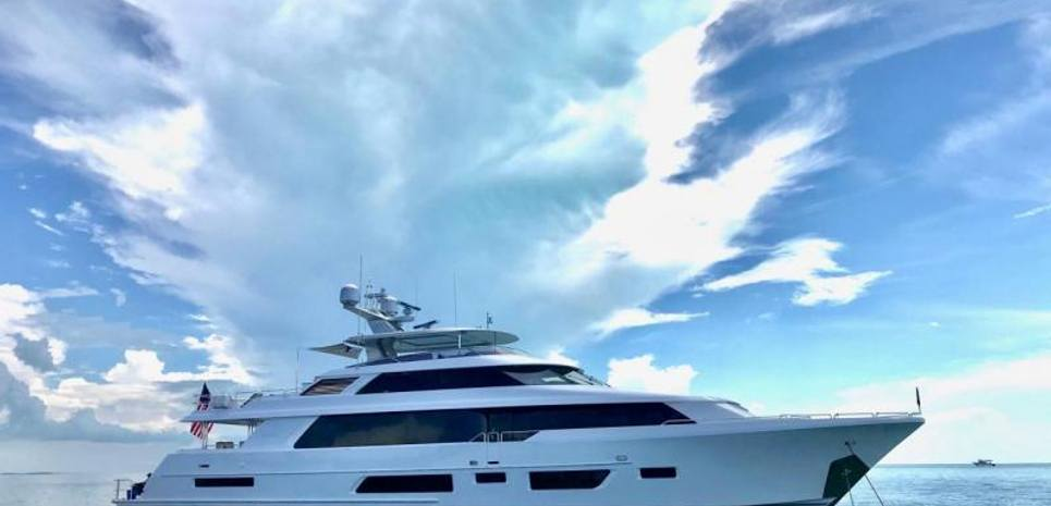 Book Ends Charter Yacht
