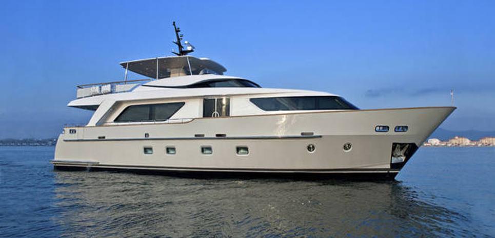 Serenity IV Charter Yacht