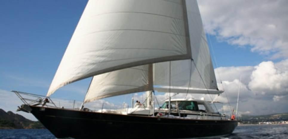 Lady Emily Charter Yacht