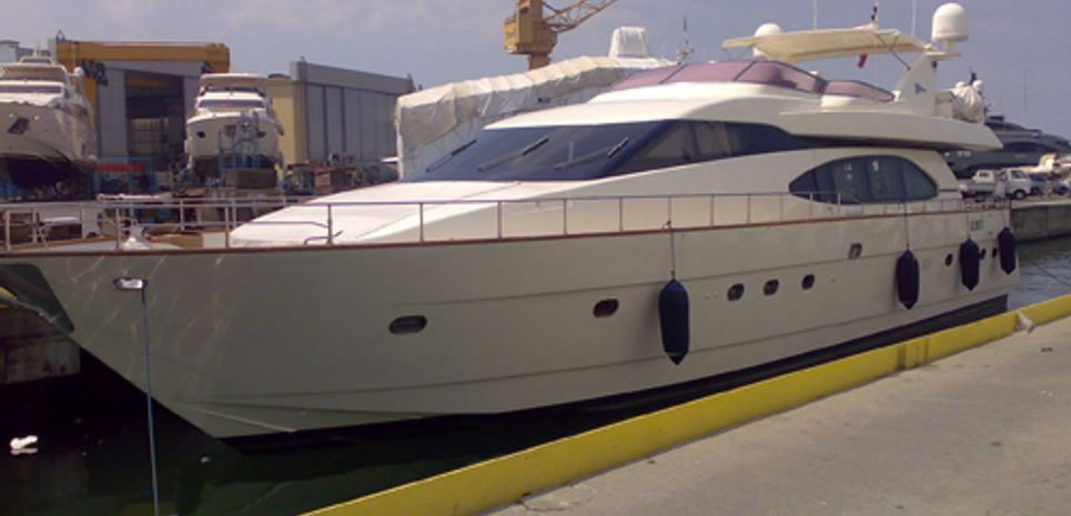 Papos M Charter Yacht