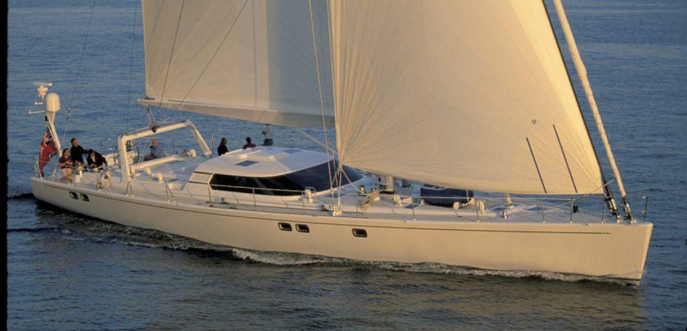Shaman Charter Yacht