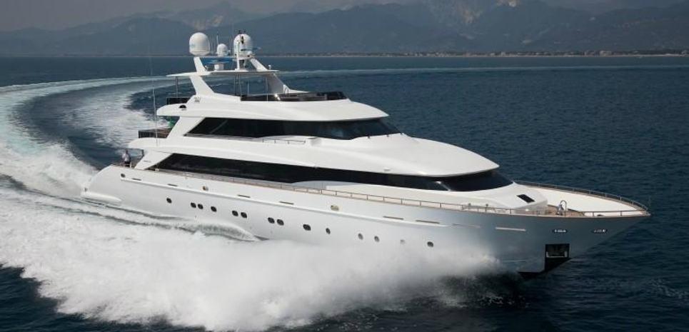 Talal Charter Yacht