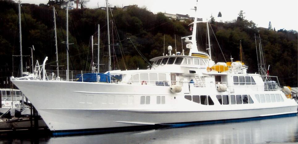 Giba One Charter Yacht