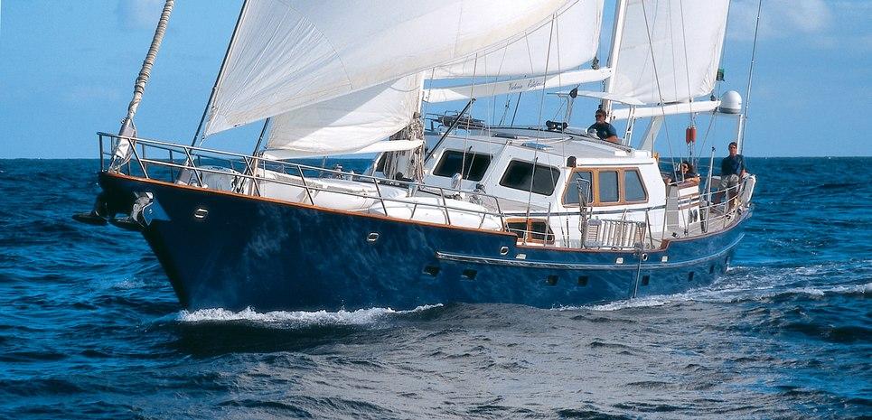 Victoria Estefania Charter Yacht