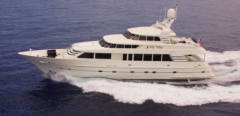 Private Reserve II Charter Yacht