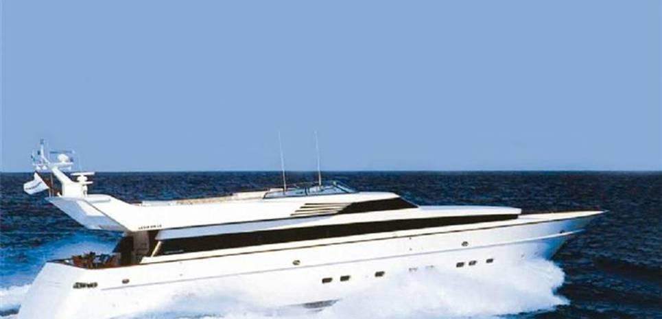 Gungnir Ottava Charter Yacht