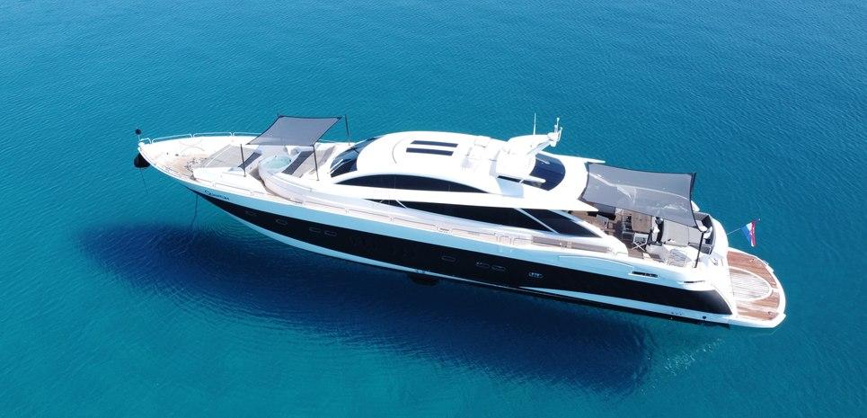 Quantum Charter Yacht