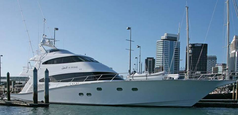 Al Duhail Charter Yacht