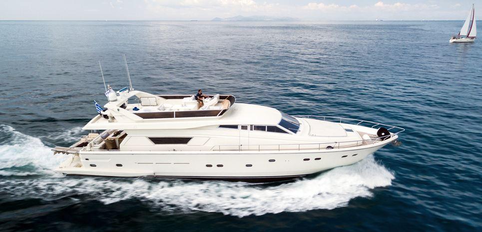Vento Charter Yacht