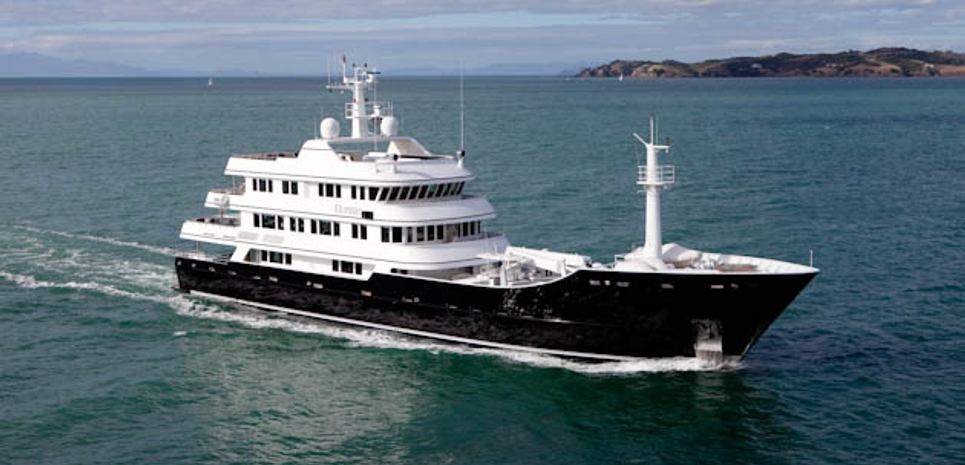 Grand Rusalina Charter Yacht