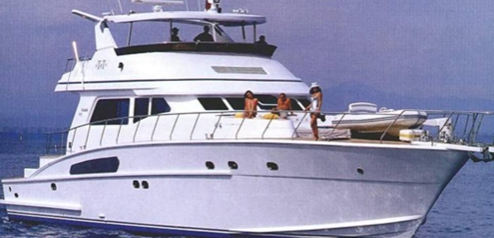 TNTT Charter Yacht
