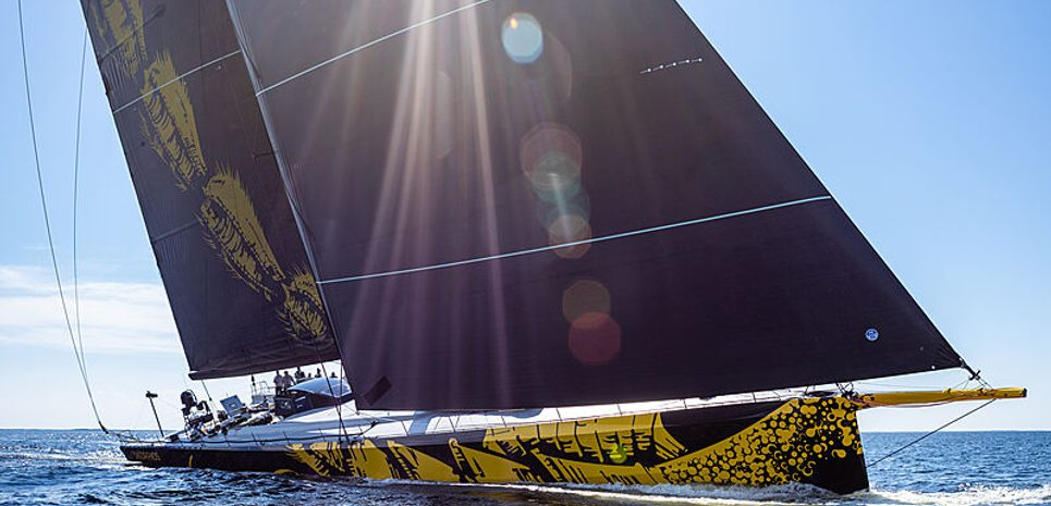 Skorpios Charter Yacht