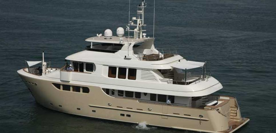 Mocean Charter Yacht