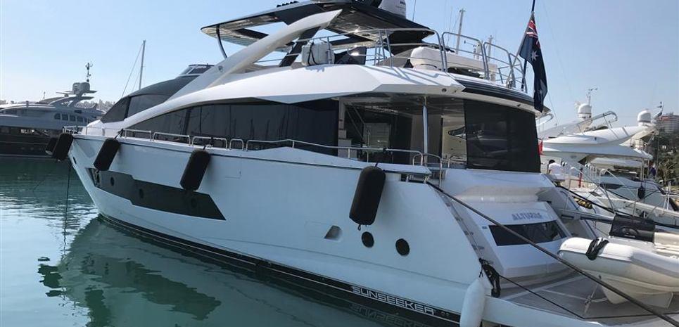 Alturra Charter Yacht